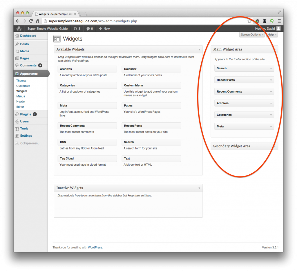 How To Edit Pages And Add Subpages In Wordpress