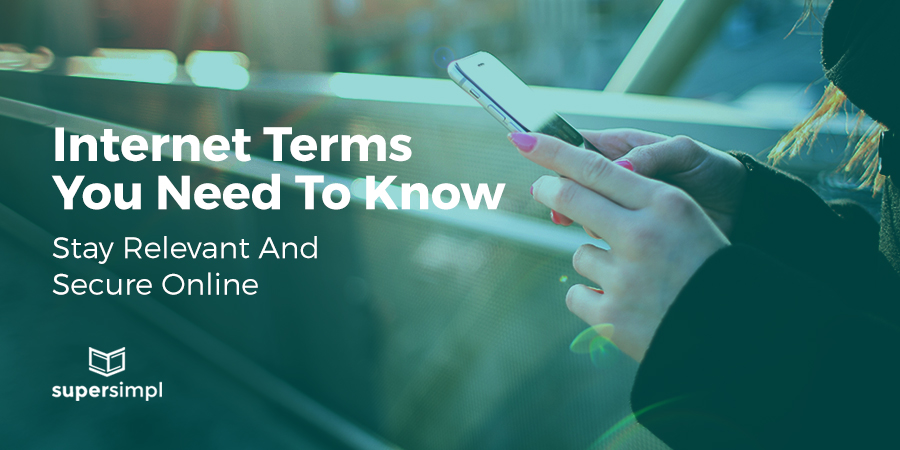 Internet Terms You Need To Know, Yesterday