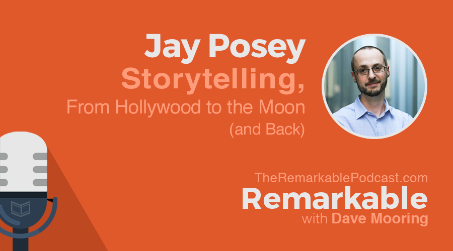 Remarkable Podcast featuring Jay Posey