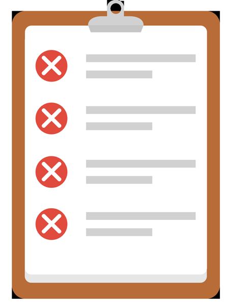 clipboard-checklist